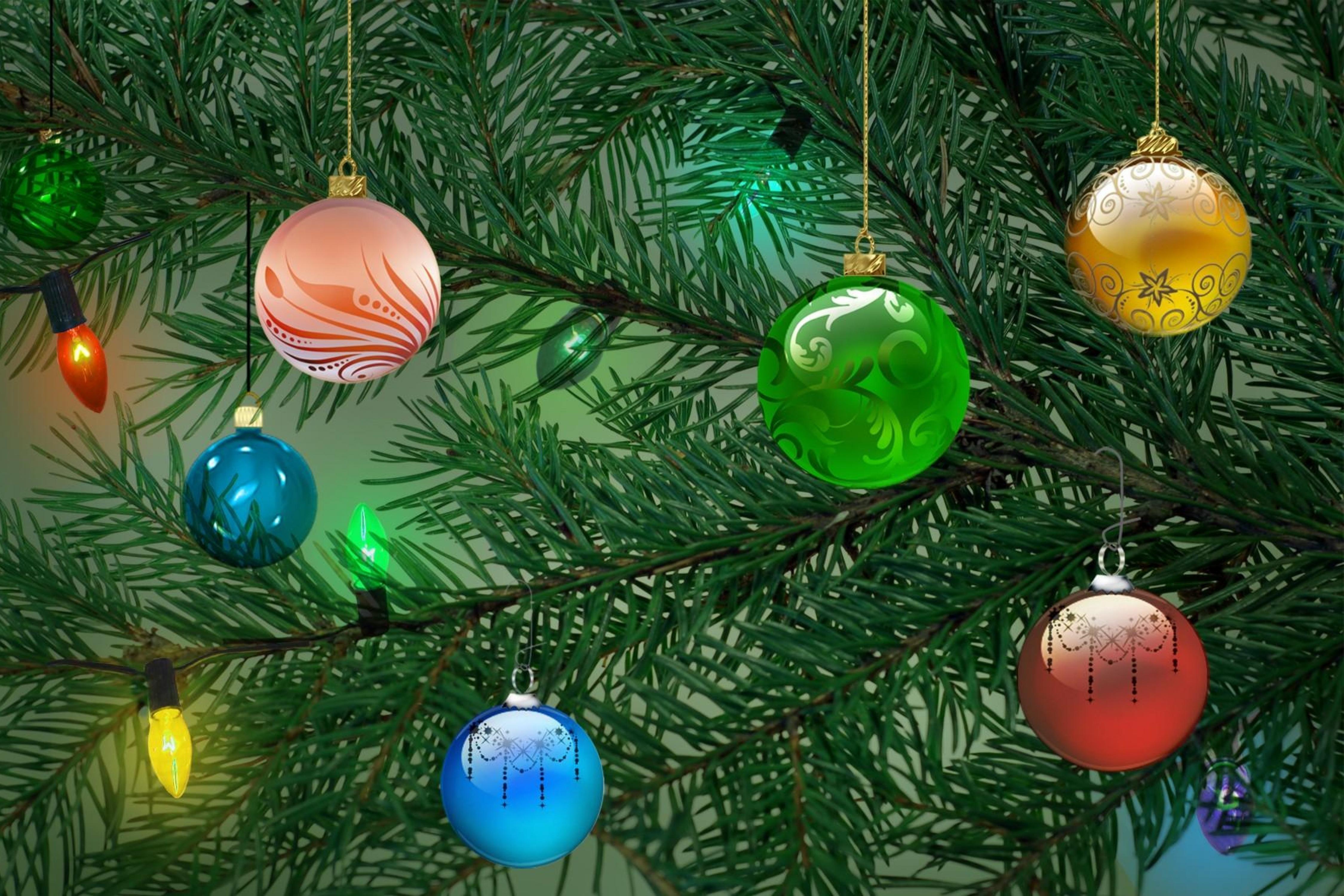 Новогоднее поздравление для родных и близких